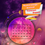 Numerology Annual Forecast Report